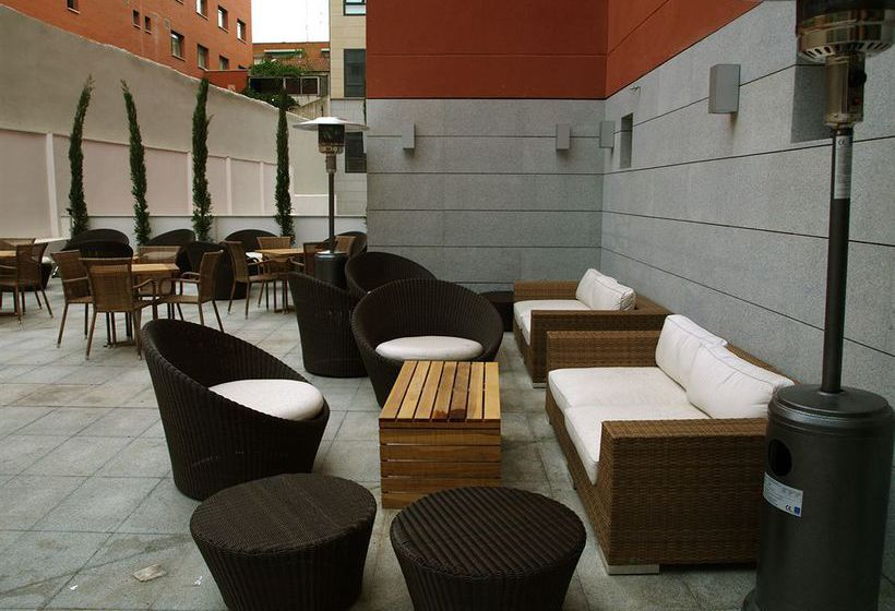 Hotel Eco Alcalá Suites Madrid