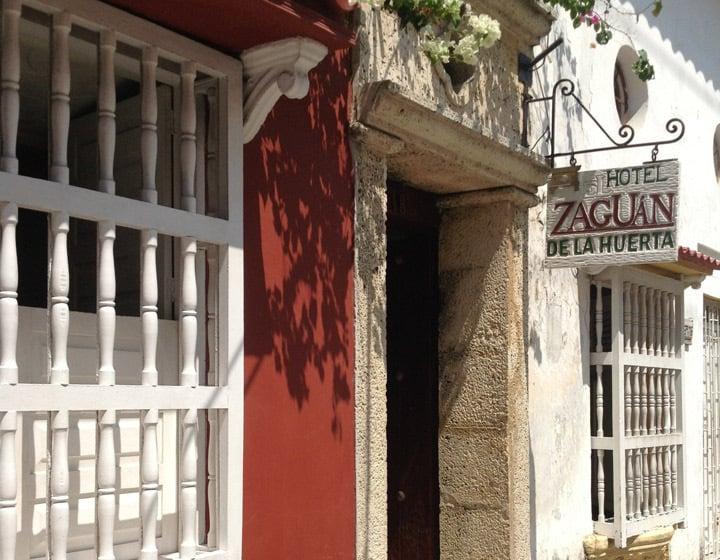 El Zaguan, Hotel Boutique كارتاخينا