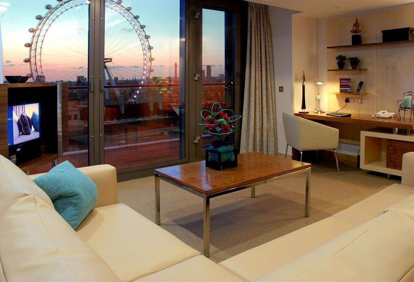 Hotel Park Plaza County Hall London Londen