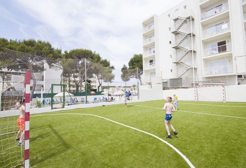 Sportfaciliteiten AzuLine Hotel Coral Beach Es Canar