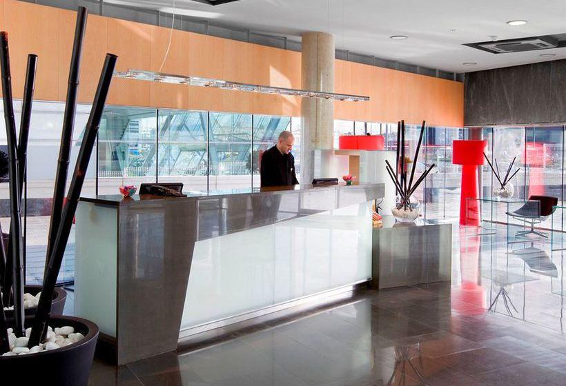 Hotel NH Madrid Las Tablas