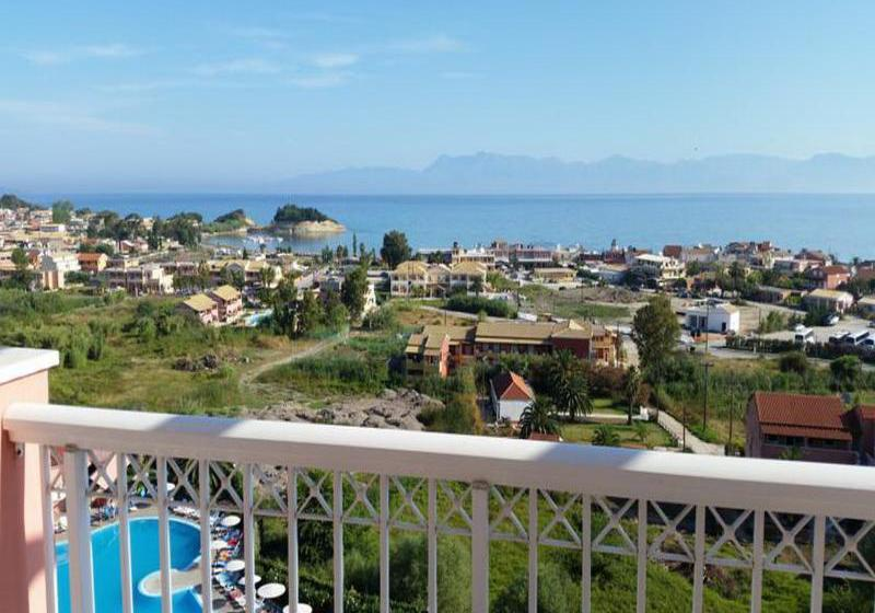 Hotel Panorama Sidari Corfu