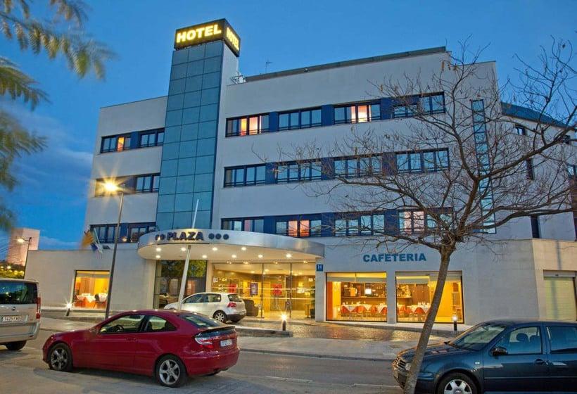 호텔 Plaza Alaquas Alaquàs