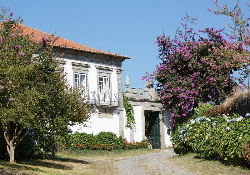 호텔 Quinta Do Paço D'Anha Viana do Castelo