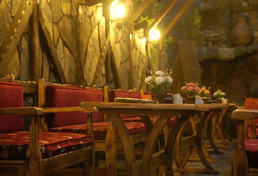 Restaurante Stone Hotel Estambul