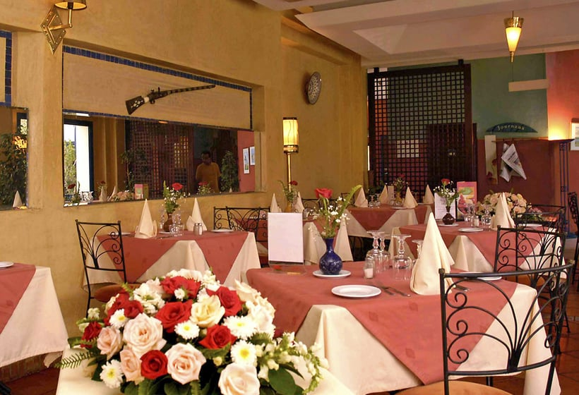 Hotel Ibis Gare Casa Voyageurs Casablanca