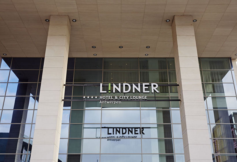 Lindner Hotel & City Lounge Antwerpen アントウェルペン中央駅