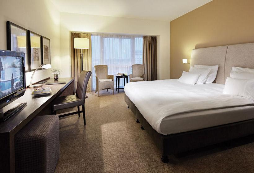 Lindner Hotel & City Lounge Antwerpen Antuérpia
