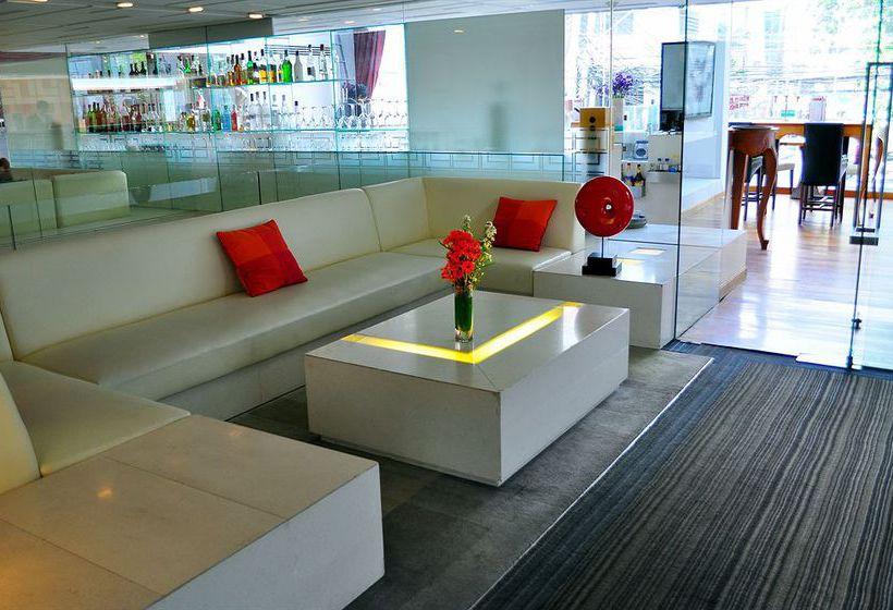 Hotel Le Fenix Sukhumvit Banguecoque