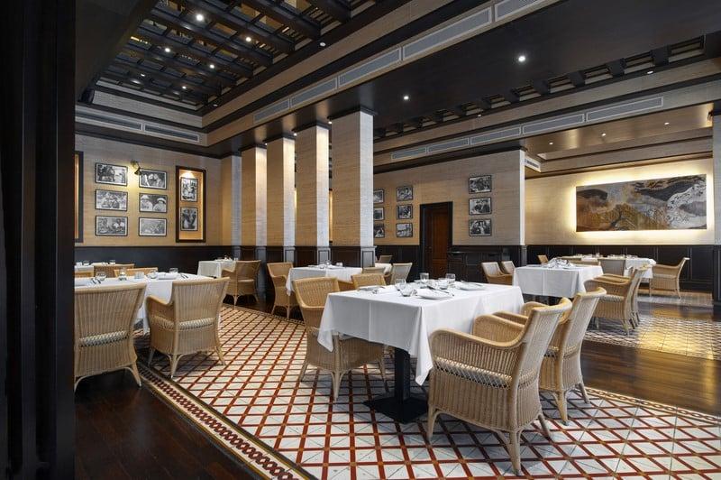 Restaurant Hotel Meliá Villaitana Benidorm