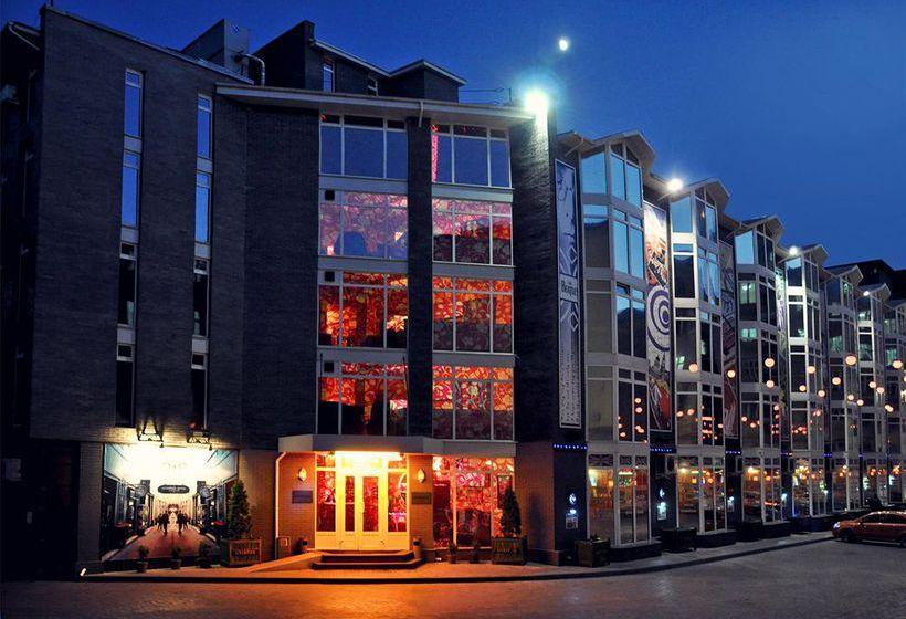 Hôtel Liverpool Donetsk