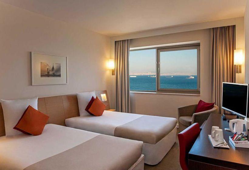 Room Novotel Istanbul City West