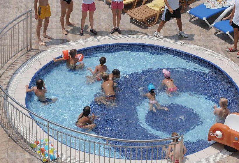 Schwimmbad Hotel Viking Star Kemer