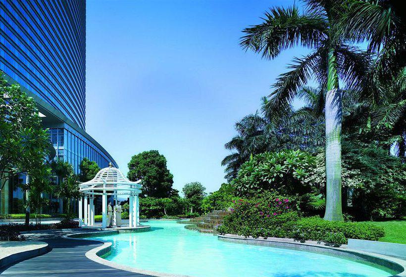 Shangri-La Hotel Guangzhou Kanton