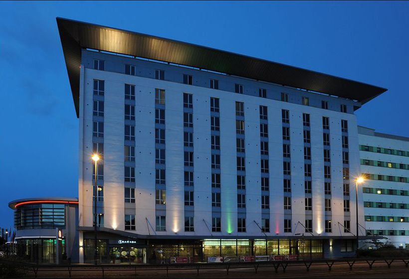 AC Hotel Manchester Salford Quays مانشستر