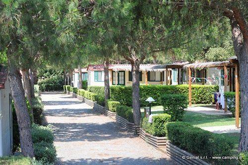 Hotel le rocchette camping village em castiglione della for Hotel castiglione della pescaia