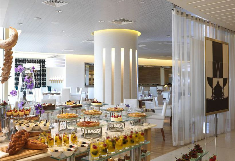 Restaurant Hôtel Raffles Dubai Dubaï