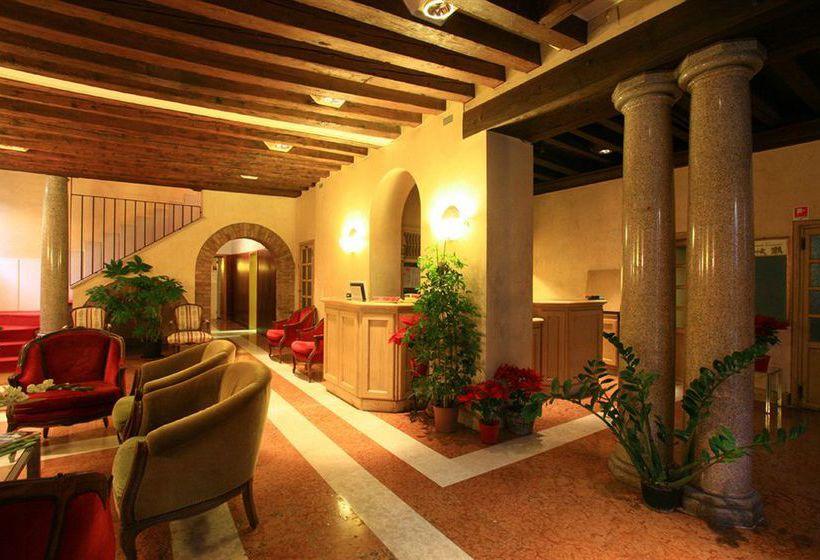 Hotel Alla Salute Venedig