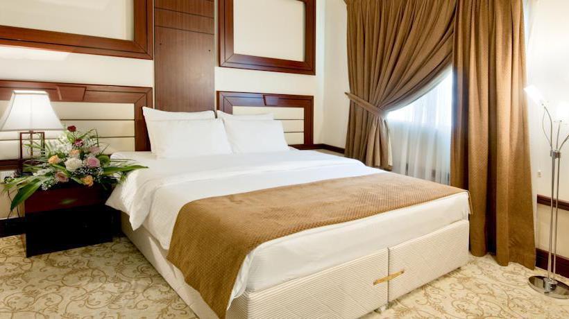 Chambre Hôtel La Villa Palace  Doha