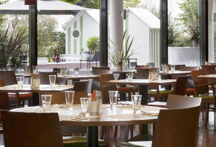Restaurante Hotel Courtyard Toulouse Airport