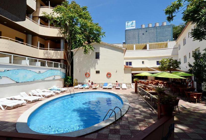 Schwimmbad Hotel Moremar Lloret de Mar