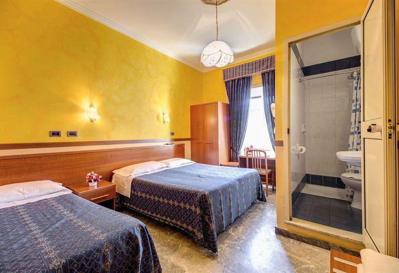 Hotel Soggiorno Blu a Roma a partire da 14 €| Destinia