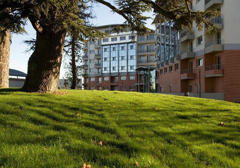 Zenitude Hôtel-Résidences Le Parc de l'Escale  툴루즈