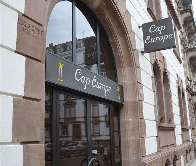 Cap Europe Appart'hotel Straßburg