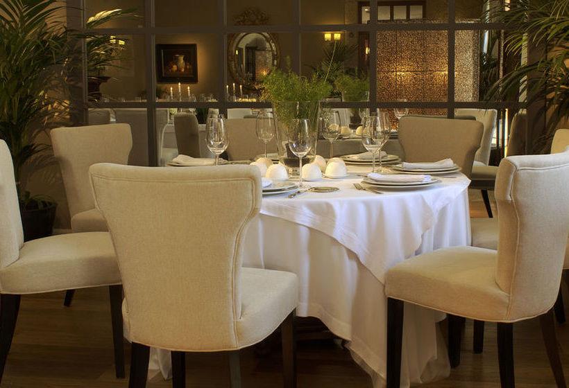 Salas de reuniões A Quinta da Auga Hotel Spa Relais & Châteaux Santiago de Compostela