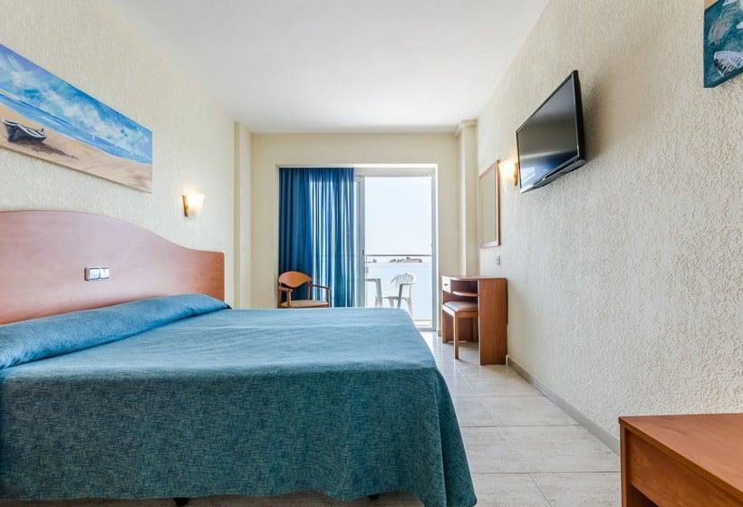 Zimmer Hotel Mar Blau  Calella