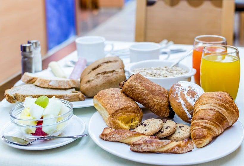 Restaurant Hotel Mar Blau  Calella