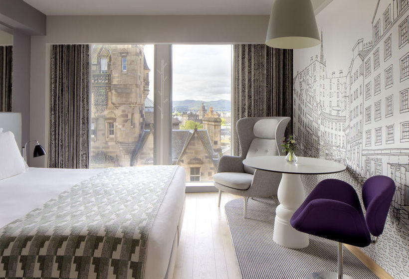 G&V Royal Mile Hotel Edinburgh Edimburgo