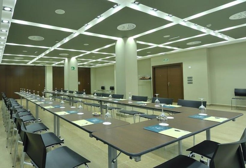 Salas de reuniones Hotel Abba Granada