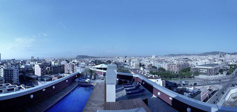 Melon District Marina Residencia Barcelone