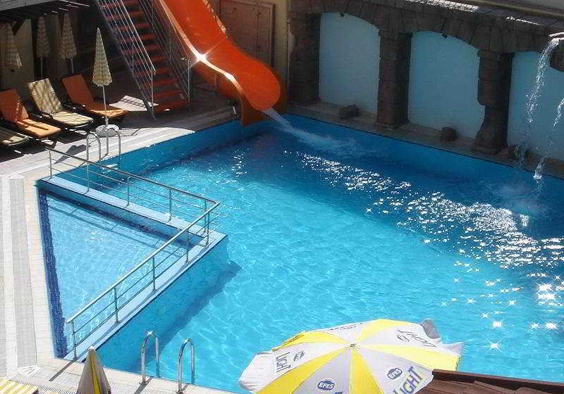 Schwimmbad Magic Hotel Antalya