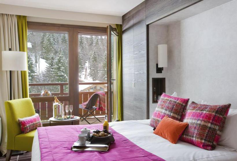 h tel le savoy meribel les meilleures offres avec destinia. Black Bedroom Furniture Sets. Home Design Ideas