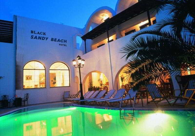 Hotel Black Sandy Beach Perissa