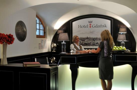 Hotel Gdansk Danzica