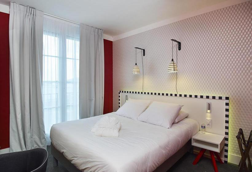 غرفة فندق Mercure Brest Centre Les Voyageurs بريست