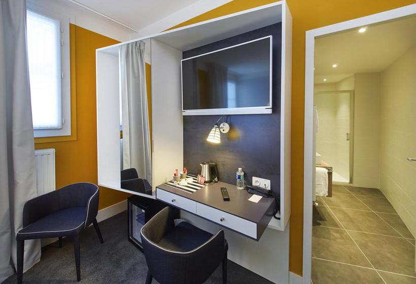 Chambre Hôtel Mercure Brest Centre Les Voyageurs