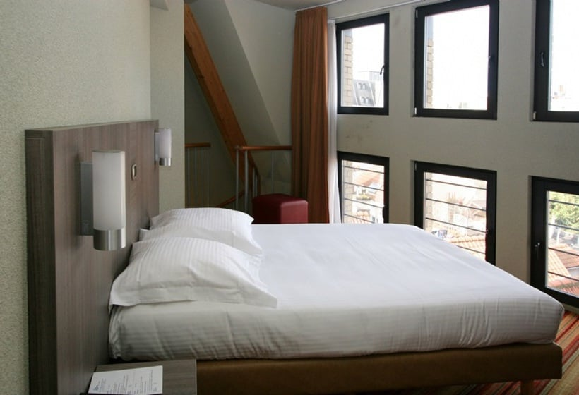 Alma Grand Place Hotel Brüssel