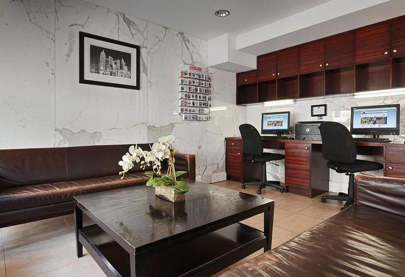 Best Western Bowery Hanbee Hotel نیویورک