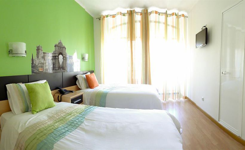 Hôtel Residencial Vila Nova Lisbonne