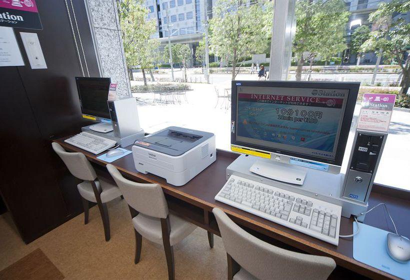 Hearton Hotel Higashi Shinagawa Tokio