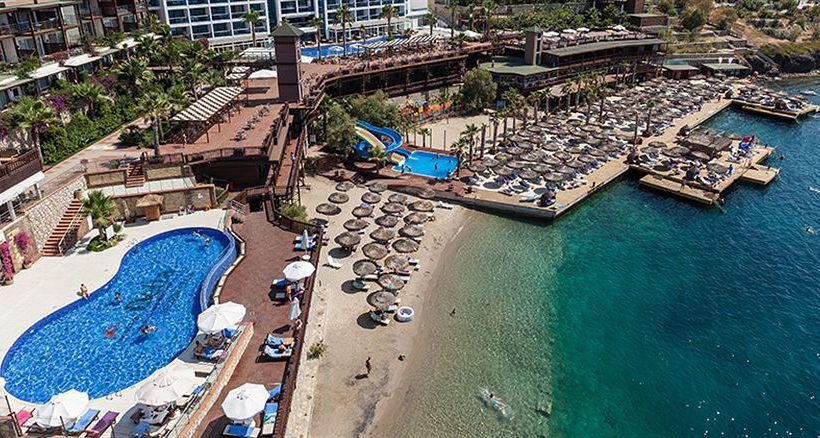 Delta Beach Resort Hotel Yalikavak