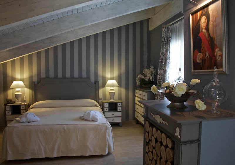 Habitación Hotel Marques de la Ensenada Valladolid