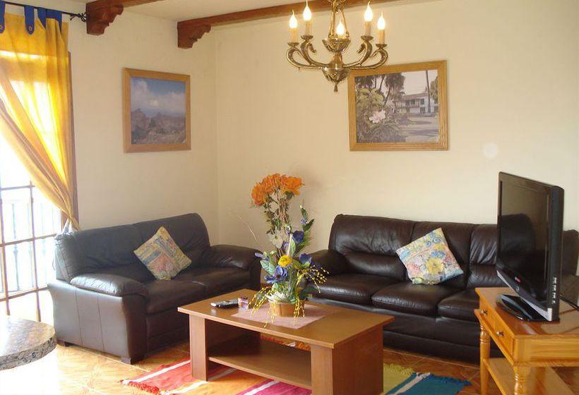 Common areas Apartamentos Estrella del Norte Icod de los Vinos