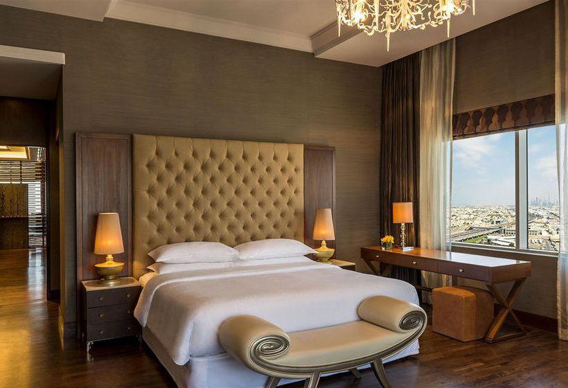 Hotel sheraton dubai mall of the emirates em dubai desde for Hotel em dubai
