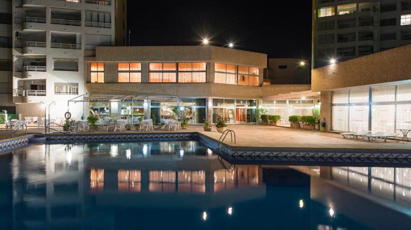 Piscina BlueSense Villajoyosa Resort