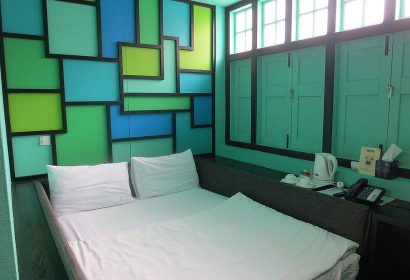 Porcelain Hotel Singapura